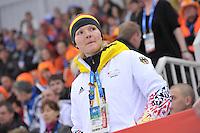 OLYMPICS: SOCHI: Adler Arena, 08-02-2014, Stephanie Beckert (GER), ©foto Martin de Jong