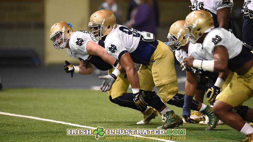 Defensive lineman Jerry Tillery (99)