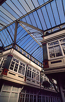 Castle Street Arcade, Cardiff, Wales, Großbritannien