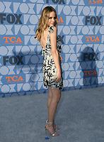 07 August 2019 - Los Angeles, California - Halston Sage. FOX Summer TCA 2019 All-Star Party held at Fox Studios. <br /> CAP/ADM/BT<br /> ©BT/ADM/Capital Pictures