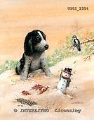 GIORDANO, CHRISTMAS ANIMALS, WEIHNACHTEN TIERE, NAVIDAD ANIMALES, paintings+++++,USGI2354,#XA#