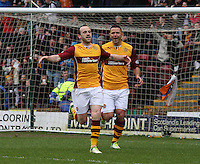 Motherwell v Ross County 120513