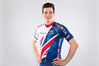 Picture by Alex Whitehead/SWpix.com - 11/10/2017 - British Cycling - Great Britain Cycling Team Senior Academy Portraits - HSBC UK National Cycling Centre, Manchester, England - Lewis Stewart.
