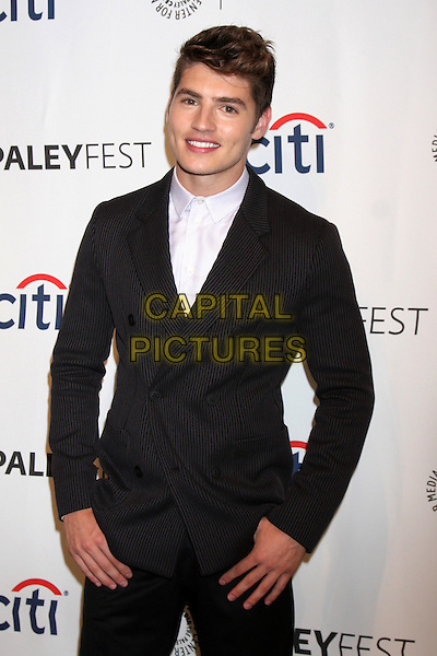 September 12 2014 Gregg Sulkin attends The Paley Center For Media's PaleyFest 2014 Fall TV Previews - MTV,  Beverly Hills, CA <br />  CAP/MPI/JO<br /> &copy;Janice Ogata/MediaPunch/Capital Pictures