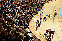 Picture by SWpix.com - 01/03/2018 - Cycling - 2018 UCI Track Cycling World Championships, Day 2 - Omnisport, Apeldoorn, Netherlands - Mens Scratch Race Final - Christopher Latham of Great Britain