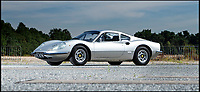 Rock and Roller - Keef's old Ferrari Dino for sale.