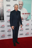 "18 November 2019 - Hollywood, California - Anthony McCarten. AFI FEST 2019 Presented By Audi – ""The Two Popes"" Premiere held at TCL Chinese Theatre. Photo Credit: FS/AdMedia"