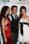 Camila Banus, Jason Tam and Brittany Underwood attend the after party of ABC and SOAPnet's Salute to Broadway Cares/Equity Fights Aids on March 9, 2009 at the New York Marriott Marquis, New York, NY.  (Photo by Sue Coflin/Max Photos)