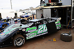 Jan 29, 2010; 5:00:52 PM; Waynesville, GA., USA; The Southern All Stars Racing Series running The Super Bowl of Racing VI at Golden Isles Speedway.  Mandatory Credit: (thesportswire.net)
