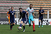 Craig Wighton of Scotland U21's in action during Turkey Under-21 vs Scotland Under-21, Tournoi Maurice Revello Football at Stade Francis Turcan on 9th June 2018