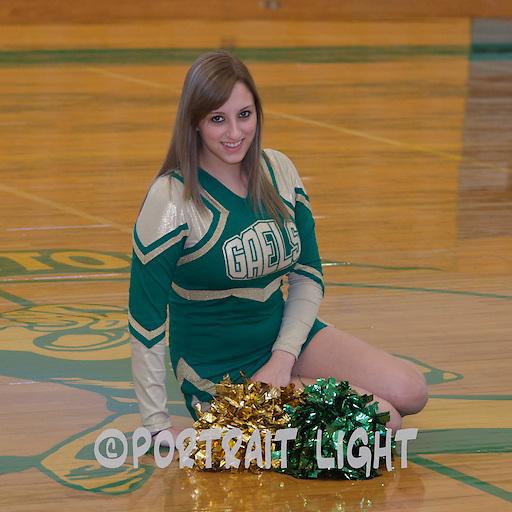CHS senior Gabrielle Freel.