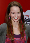 LOS ANGELES, CA. - October 04: Actress Kay Panabaker arrives at 'Target Presents Variety's Power of Youth' event held at NOKIA Theatre L.A. LIVE on October 4, 2008 in Los Angeles, California.