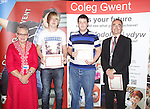 Pontypool Campus Student Awards 2012