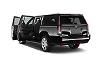 Car images of a 2018 Cadillac Escalade ESV 2WD Luxury 5 Door SUV Doors