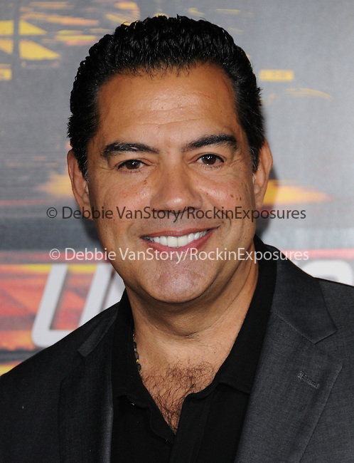 Carlos Gomez attends the Twentieth Century Fox's L.A. Premiere of Unstoppable held at Regency Village Theater in Westwood, California on October 26,2010                                                                               © 2010 Hollywood Press Agency