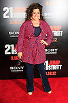 LOS ANGELES, CA - MAR 13: Marissa Jaret Winokur at the premiere of Columbia Pictures '21 Jump Street' held at Grauman's Chinese Theater on March 13, 2012 in Los Angeles, California