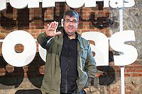 "Florentino Fernandez attends the ""The Wedding Ringer"" Presentation at Matadero, Madrid,  Spain. February 05, 2015.(ALTERPHOTOS/)Carlos Dafonte) /NORTEphoto.com"