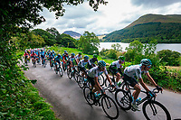 Picture by Alex Whitehead/SWpix.com - 07/09/2018 - Cycling - OVO Energy Tour of Britain - Stage 6: Barrow-in-Furness to Whinlatter - Team Sky's Geraint Thomas.
