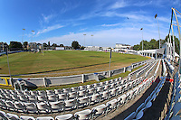 General view of the ground ahead of Essex CCC vs Worcestershire CCC, Specsavers County Championship Division 2 Cricket at the Essex County Ground on 31st August 2016