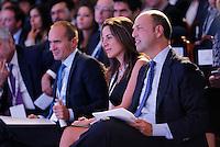 Angelino Alfano   interviene al  30° Convegno dei Giovani imprenditori di Confindustria a Capri 16 Ottobre 2015