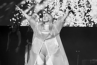 MOUNTAIN VIEW, CALIFORNIA - JUNE 2: Ellie Goulding performs during Wild 94.9's Wazzmatazz at Shoreline Amphitheatre on June 2, 2019 in Mountain View, California. <br /> CAP/MPI/IS/CT<br /> ©CT/IS/MPI/Capital Pictures