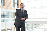 Portrait of Mitch Zeller, the new head of Tobacco Control for the FDA. July 18, 2013. CREDIT: Lance Rosenfield for The New York Times