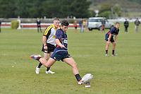 College Rugby Hutt International Boys School v Naenae College at Hutt Internationl Boys School,  Lower Hutt, Wellington, New Zealand on Saturday 1 June 2013.<br /> Photo by Masanori Udagawa. <br /> www.photowellington.photoshelter.com.