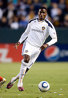 LA Galaxy forward Edson Buddle (14) moves with the ball. The LA Galaxy and Toronto FC played to a 0-0 draw at Home Depot Center stadium in Carson, California on Saturday May 15, 2010.  .
