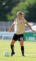 Kristen Graczyk..Saint Louis Athletica tied 1-1 with F.C Gold Pride, at Anheuser-Busch Soccer Park, Fenton, Missouri.