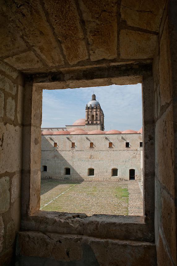 The Santo Domingo convent museum. Oaxaca City, Oaxaca, Mexico