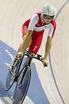 Mcc0055084 . Daily Telegraph<br /> <br /> Englands' Joanna Rowsell qualifying in the Women's 3000m Individual Pursuit on Day Two of the 2014 Commonwealth Games in Glasgow .<br /> <br /> 25 July 2014
