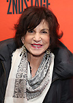 """Mercedes Ruehl attending the Broadway Opening Night Performance of  """"Lobby Hero"""" at The Hayes Theatre on March 26, 2018 in New York City."""