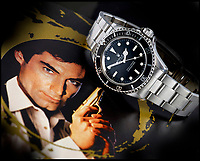 James Bond's 'Licence To Kill' Rolex for sale.
