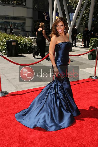 Maria Canals-Barrera<br /> at the 2010 Primetime Creative Arts Emmy Awards,  Nokia Theater L.A. Live, Los Angeles, CA. 08-21-10<br /> David Edwards/DailyCeleb.com 818-249-4998