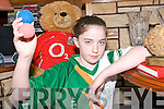 CHAMPION: Ballydesmond handballer Catriona Casey who has just returned from Arizona where she represented Ireland at the US Handball Championships.   Copyright Kerry's Eye 2008