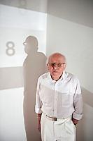 Fishel Rabinowicz, Kabbalah Artist, Switzerland, Locarno, 2012.07.18