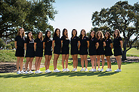 Stanford W Golf Portraits and Team Photo 2019