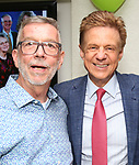 Sam Rudy and Sandy Kenyon attend theRetirement Celebration for Sam Rudy at Rosie's Theater Kids on July 17, 2019 in New York City.