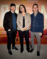 """11/7/18 - West Hollywood: LA Screening and Reception for National Geographic's """"Mars"""" Season 2"""