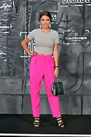 BERLIN, ALEMANHA, 17.07.2017 - PREMIERE-BERLIN - Anna Julia Kapfelsperger  durante premiere de Atomic Blonde em Berlin na Alemanha ontem segunda-feira, 17.(Foto: Timm/Brazil Photo Press)