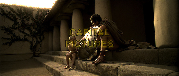 ELI SNYDER & TIM CONNOLLY.in 300 (Frank Miller's 300) .**Editorial Use Only**.CAP/FB.Supplied by Capital Pictures
