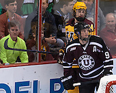 Daniel Carr (Union - 9), Hudson Fasching (MN - 24) - The Union College Dutchmen defeated the University of Minnesota Golden Gophers 7-4 to win the 2014 NCAA D1 men's national championship on Saturday, April 12, 2014, at the Wells Fargo Center in Philadelphia, Pennsylvania.