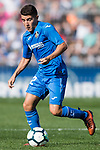 Damian Nicolas Suarez Suarez of Getafe CF in action during the La Liga 2017-18 match between Getafe CF and Real Madrid at Coliseum Alfonso Perez on 14 October 2017 in Getafe, Spain. Photo by Diego Gonzalez / Power Sport Images