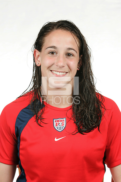 Lorraine Quinn, U.S. Under 20 Women's National Team Training Camp, Home Depot Center, Carson, CA. May 24, 2005