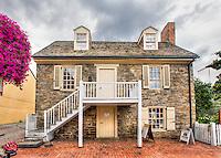 Old Stone House Georgetown Washington DC