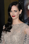 """Eva Green at the premiere for """"300 Rise Of An Empire"""" held at the TCL Chinese Theatre Los Angeles, Ca. on March 4, 2014."""