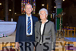William and Mary Dillane Oakpark Tralee celebrating 60 years of marriage  on Saturday a Wedding Jubilee Mass on Saturday