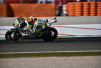 Qualifiying in a championship of motorcycling GP of Valencia in Spain 2017 in Ricardo Tormo Circuit. Day two. /NortePhoto.com