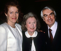#LynnRedgrave GeraldineFitzgerald #MiloOShea 1990<br /> Photo By Adam Scull/PHOTOlink.net