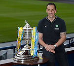 William Hill Scottish Cup 5th Round draw. Hampden Park: Celtic coach John Kennedy